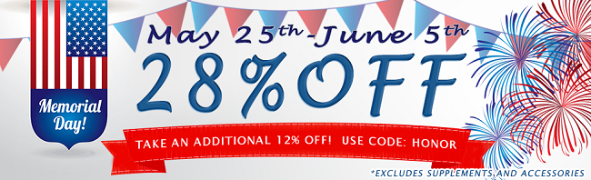 40% OFF! Get it before supplies run OUT!
