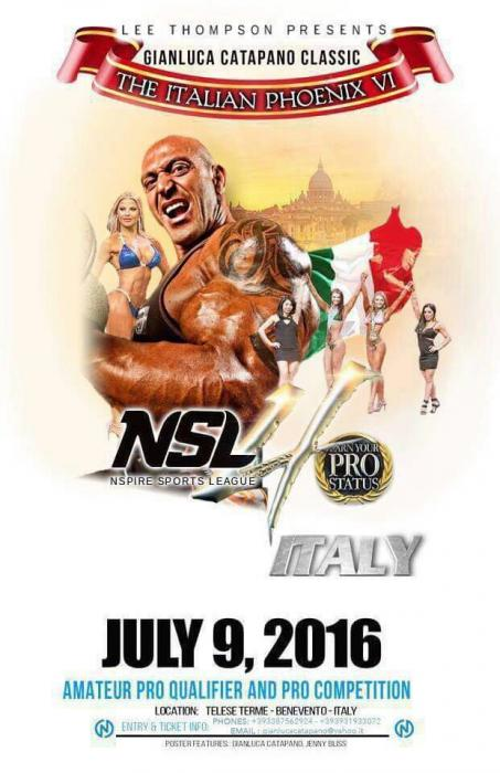 Official Nspire Sports League Coverage