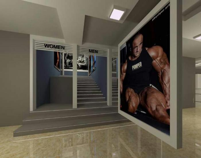 New Bannout gym