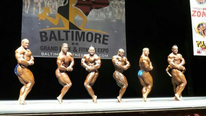 2016 IFBB Baltimore Grand Prix!