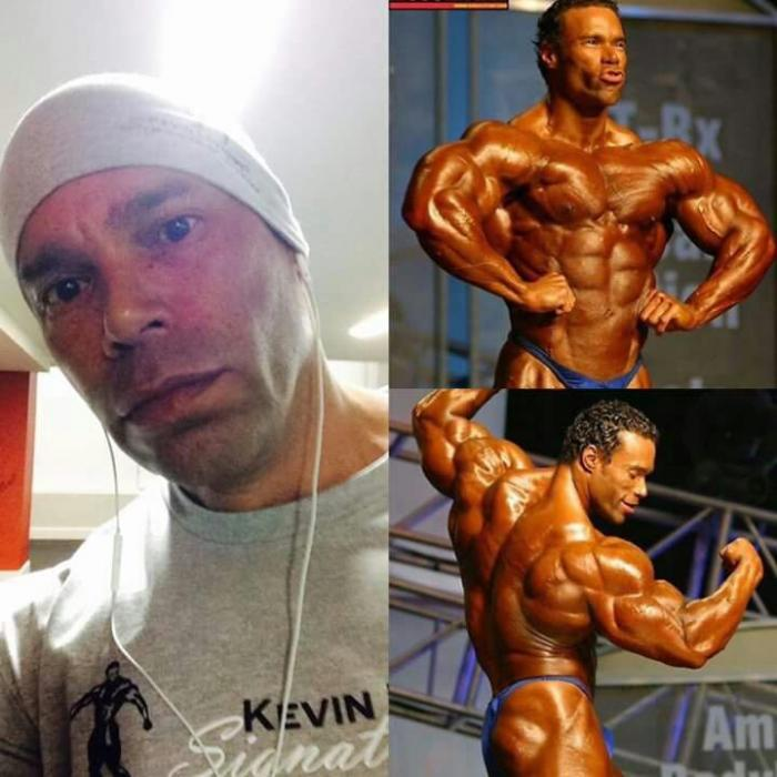 Happy Birthday to the one and only Kevin Levrone