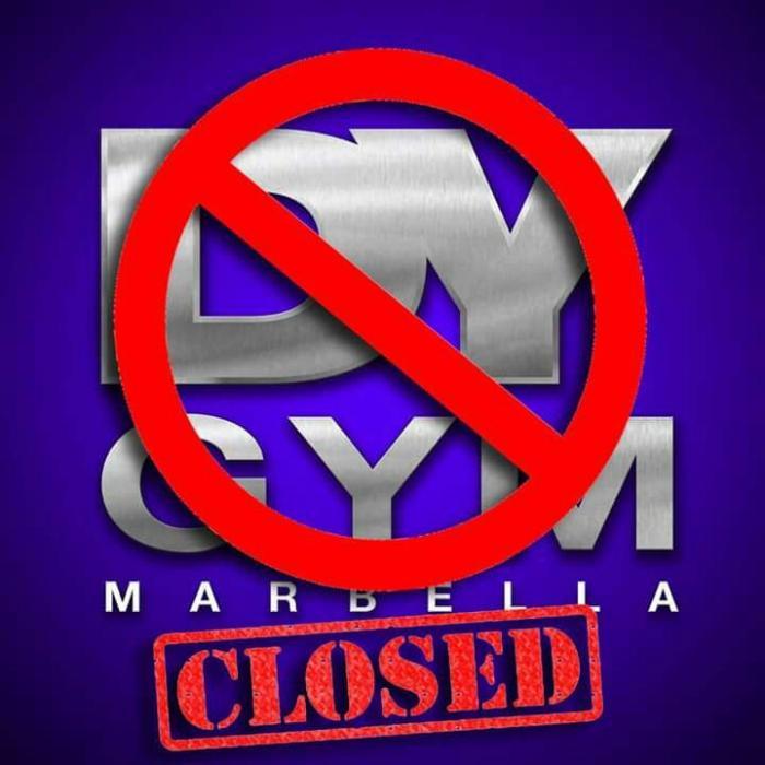 DY Gym Marbella, Dorian Yates's new gym