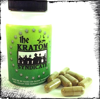The Kratom Syndicate Website