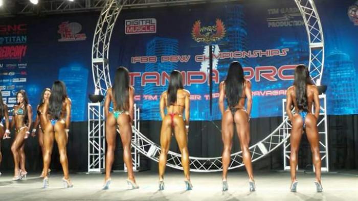 2016 Tampa Pro IFBB