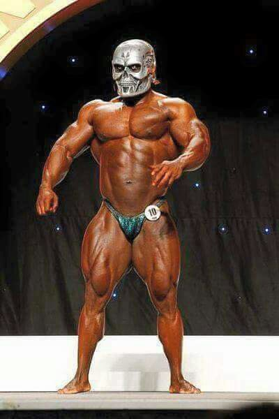From Clarence Devis Pro IFBB for all mm fans