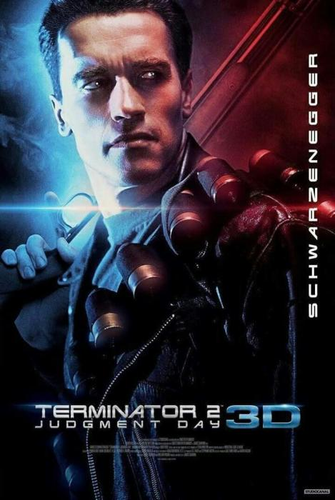 Terminator 2: Judgment day's 3d