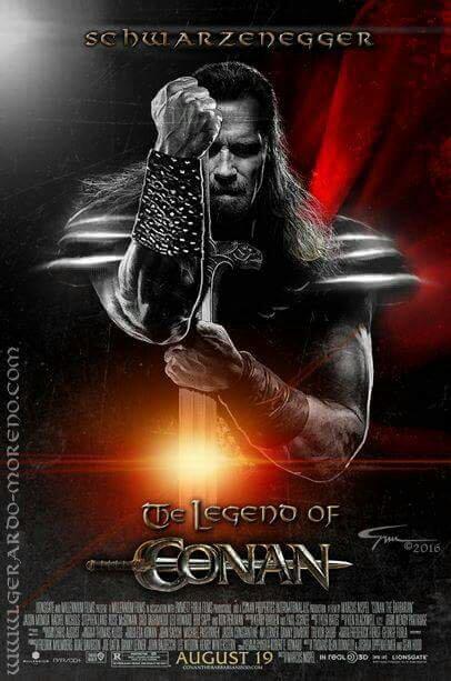 Arnold's New movie