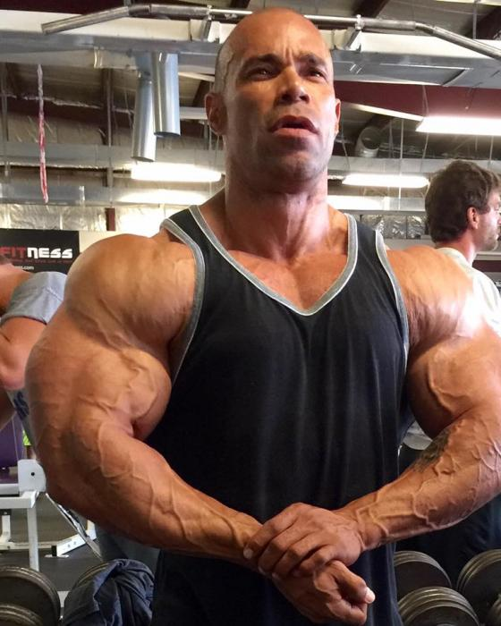 Who is your Mr. Olympia?
