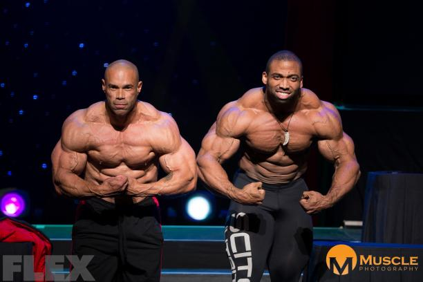 Official Mecca - Top 6 guess Mr Olympia 2016!!!