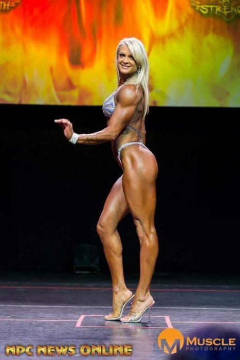 Giorgia Foroni Pro IFBB