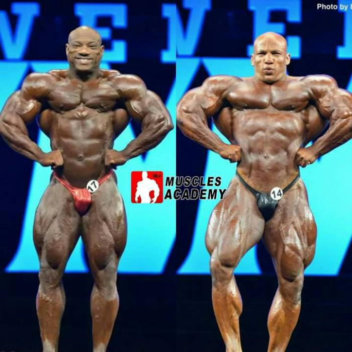 Official 2016 Mr. Olympia Updates
