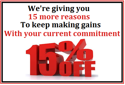 Peptides Sale - 15% Off!!