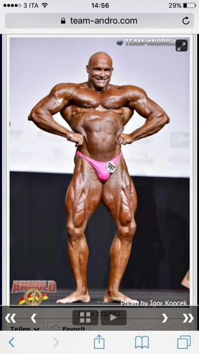 2016 Arnold Classic Europe Play by Play from UnderBody
