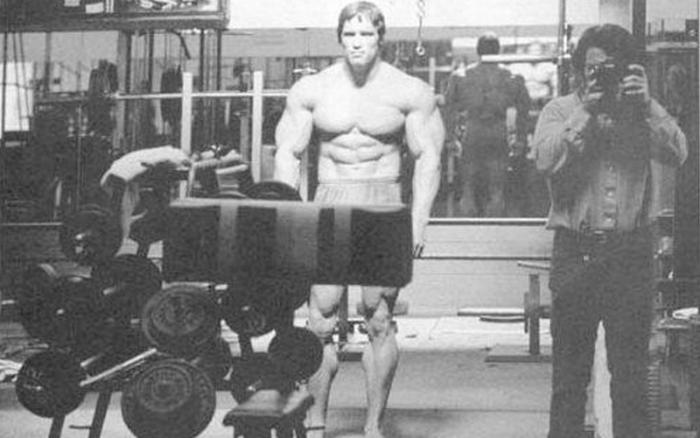 Arnold Schwarzenegger (Updates) Official Thread
