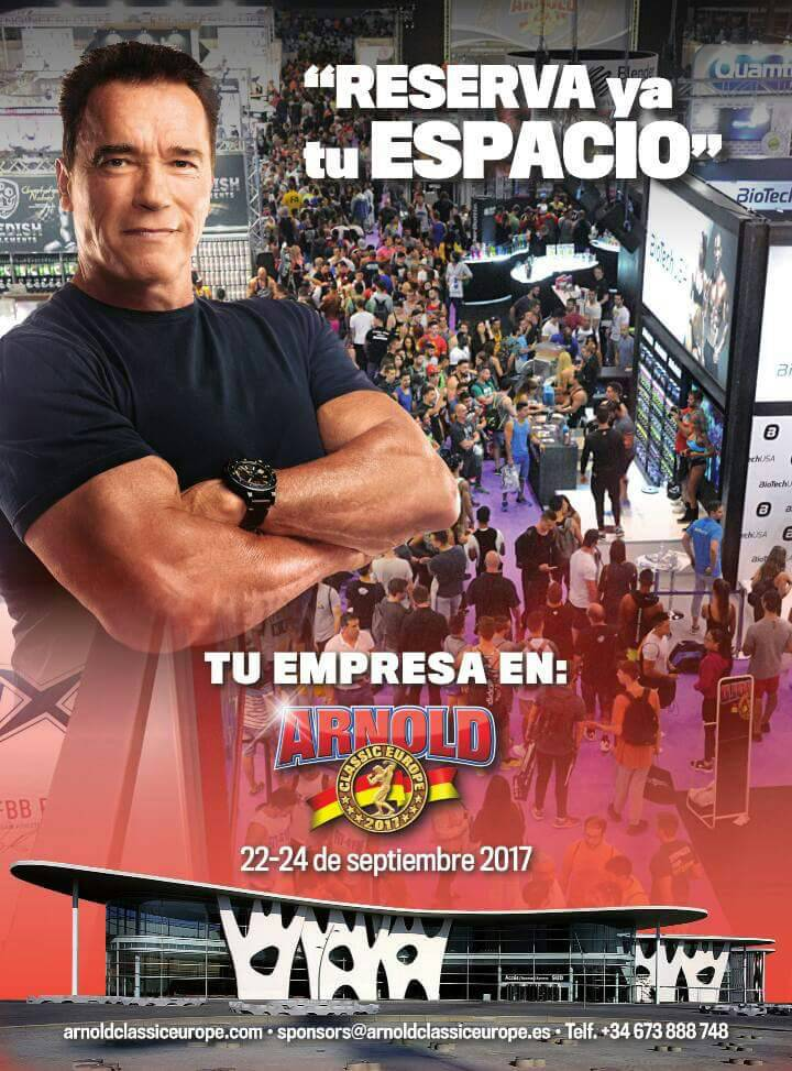 2017 Arnold Classic's