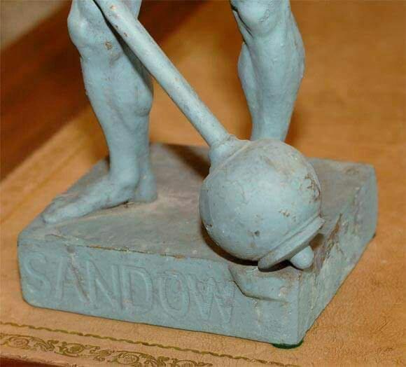 Original olympia statue