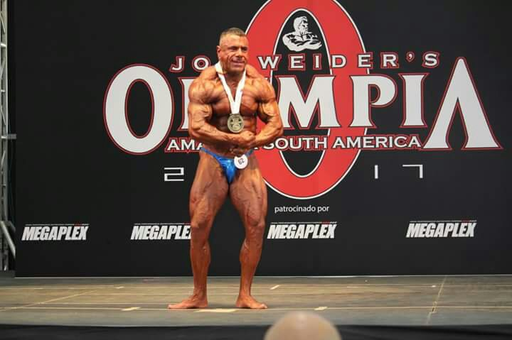 Olympia Amateur South America