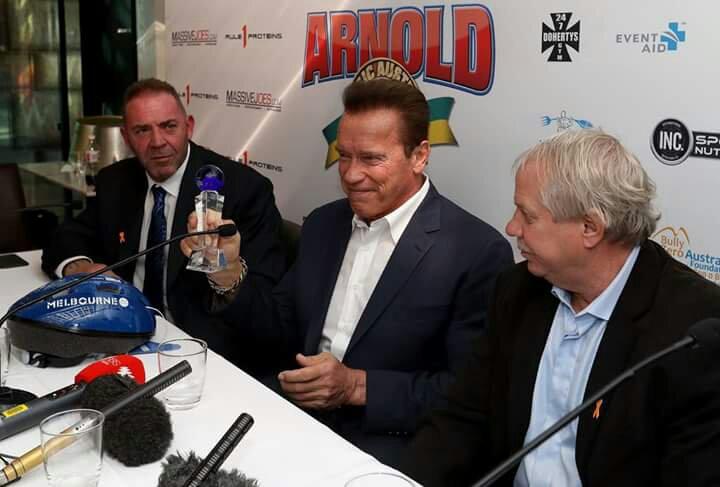 2017 Arnold Classic Australia
