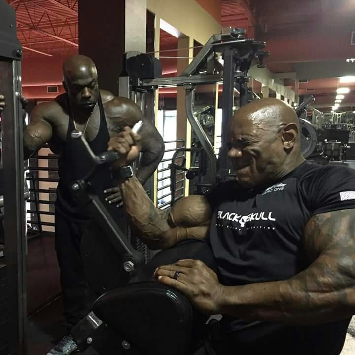 2017 Mr. Olympia Updates and news