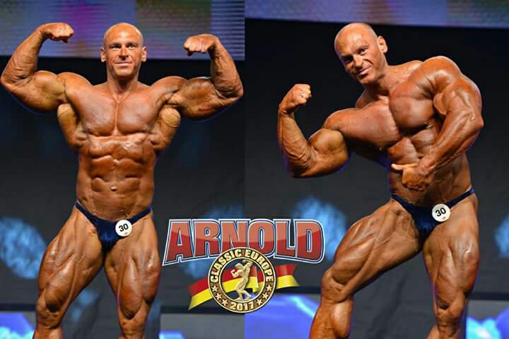 2017 Arnold Classic Europe