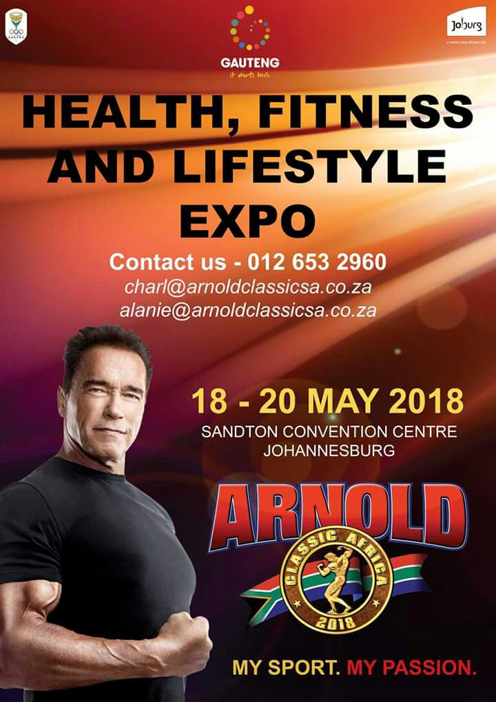 2018 Arnold Classic Africa