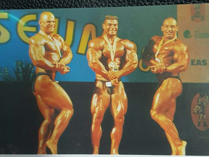 old days bodybuilding italy