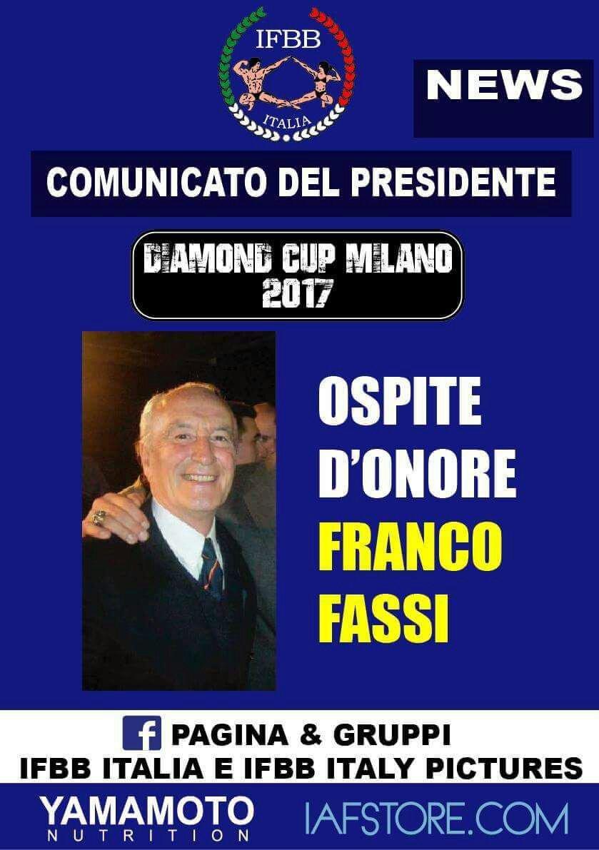 2017 Elite IFBB Pro Milano