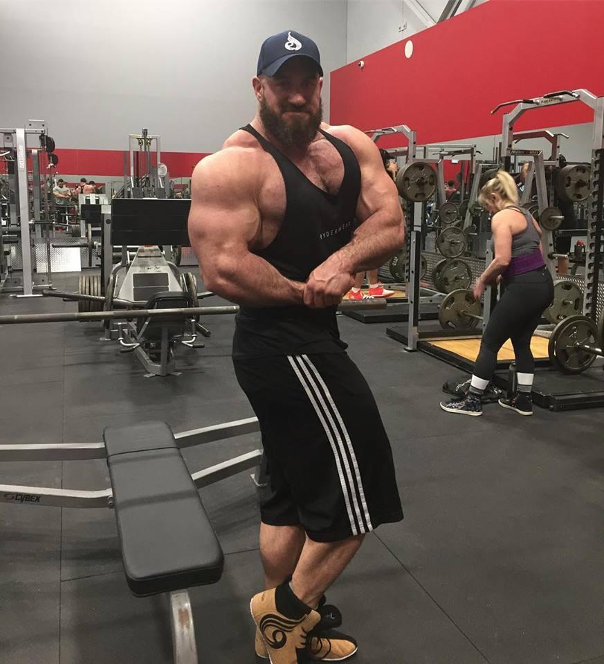 Bodybuilding Offseason time!