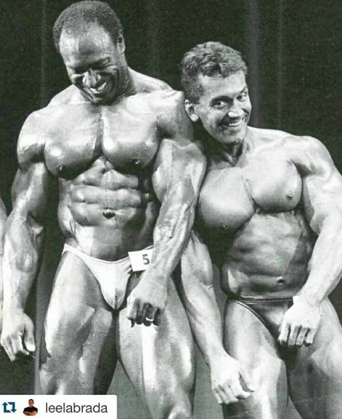 Lee Haney Official Updates and Rare Pics