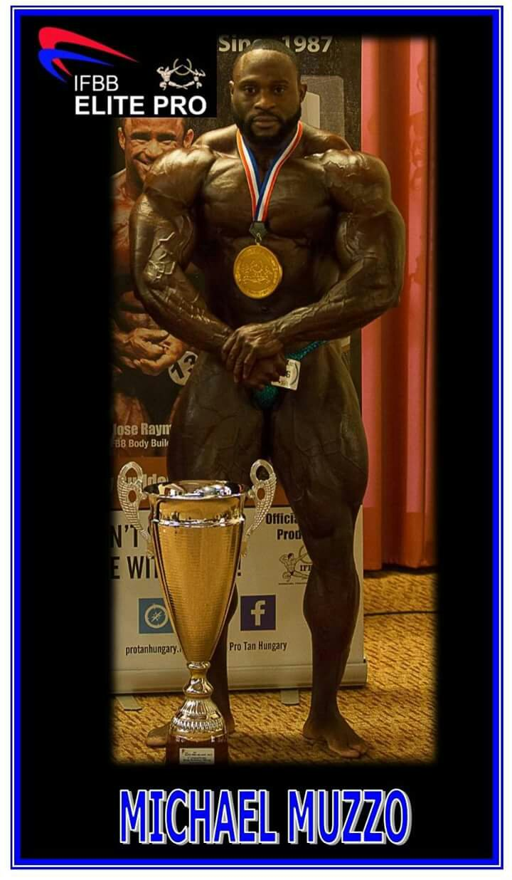 2018 IFBB Elite Pro Events and Updates