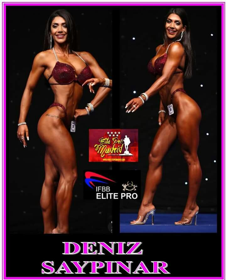 IFBB Elite Pro Events and Updates
