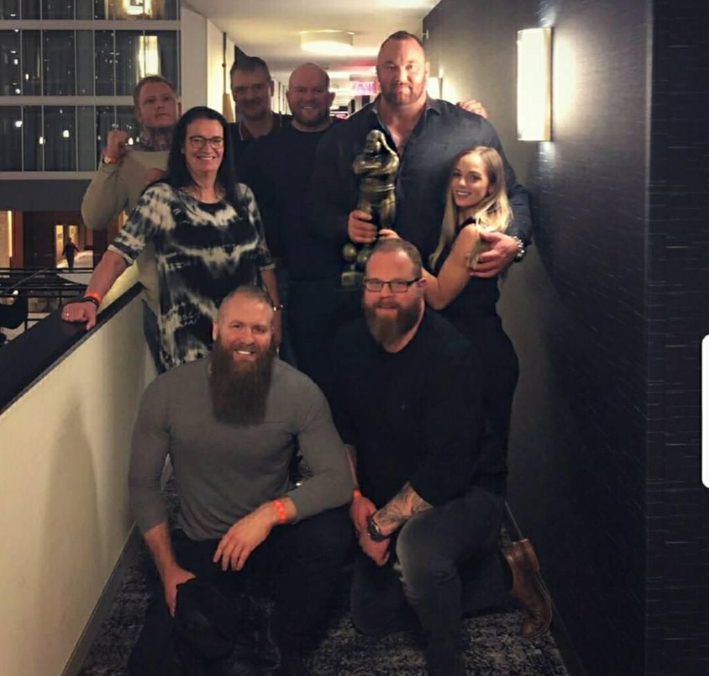 "Hafþór Júlíus ""Thor"" Björnsson Bio, Updates and Pics"