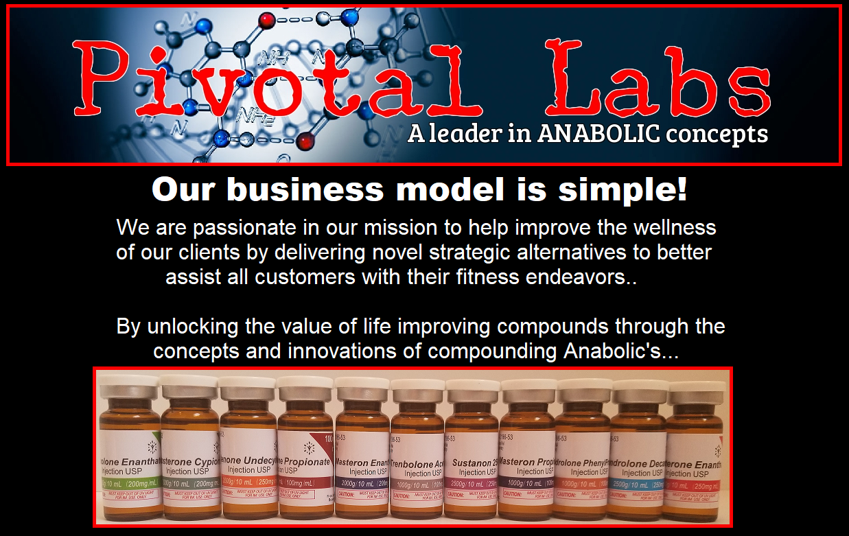"Welcome our New FAST SERVICE line ""Pivotal Labs Inc"""