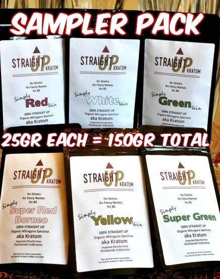 Sampler Pack Now Includes 2 Additional Strains