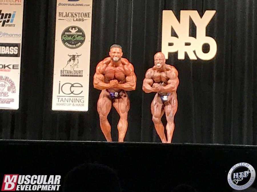 2018 New York Pro