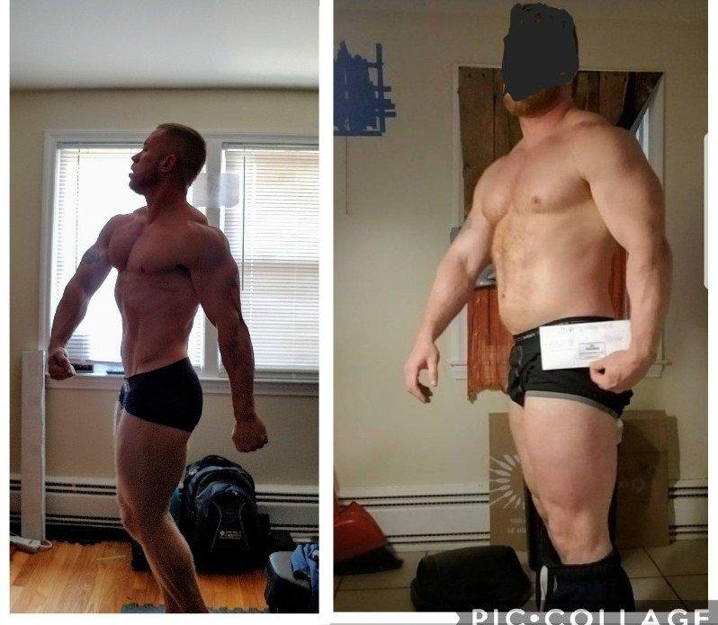 M4bteam transformation run!!