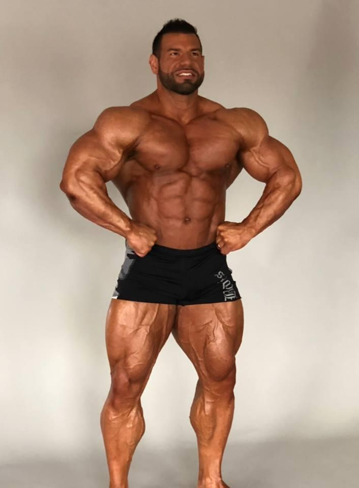 2018 Mr. Olympia Updates