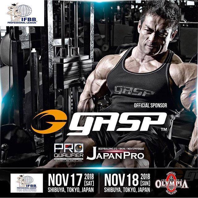Ifbb Pro League Japan Pro