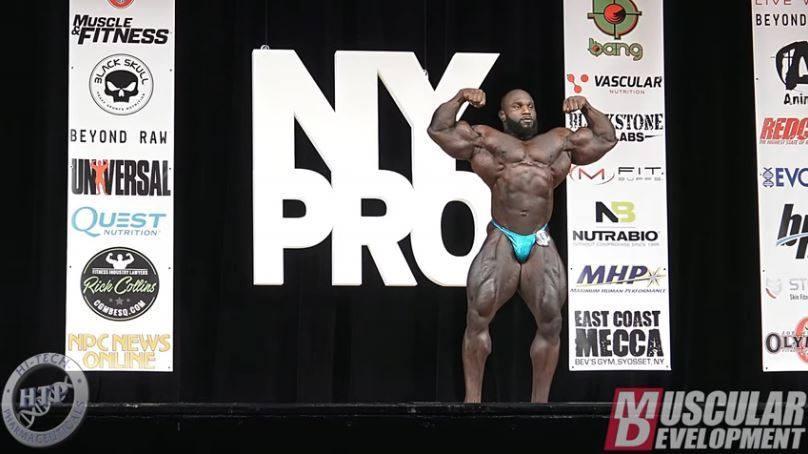 2019 New York Pro