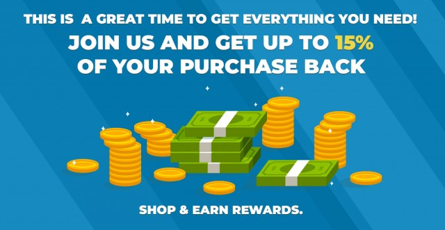 Cashback Reward Program Launched