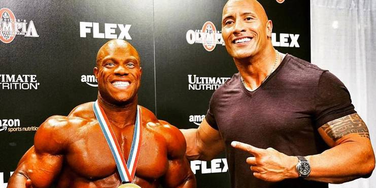 The Rock Games?