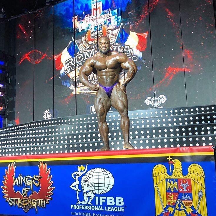 2019 Romania Muscle Fest Pro Am