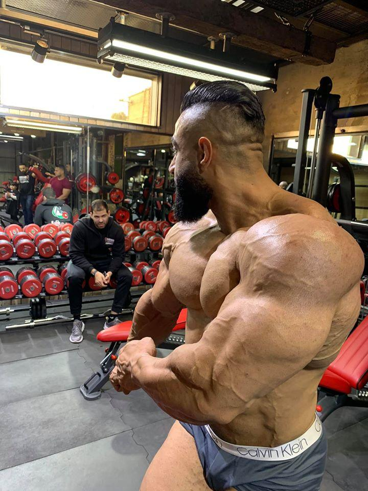 Kevin Levrone Updates