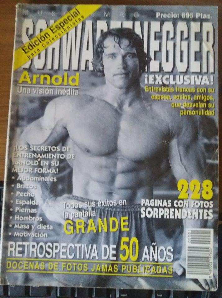 Arnold Schwarzenegger official updates and Rare Pics!