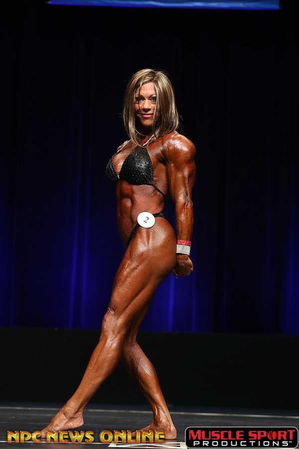 Today's Athlete/Contest Spotlight Is From The NPC San Francisco Championships