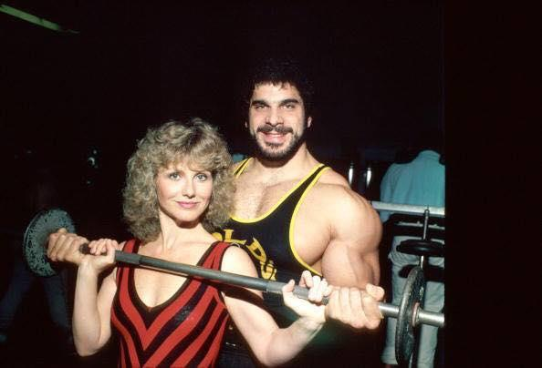 Official Lou Ferrigno Updates and Pics