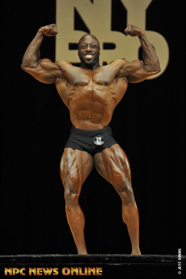 NPC/IFBB Pro League Transformation: George Peterson