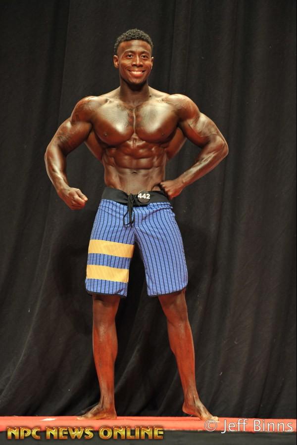 NPC/IFBB Pro League Transformation: Men's Physique Competitor Kyron Holden