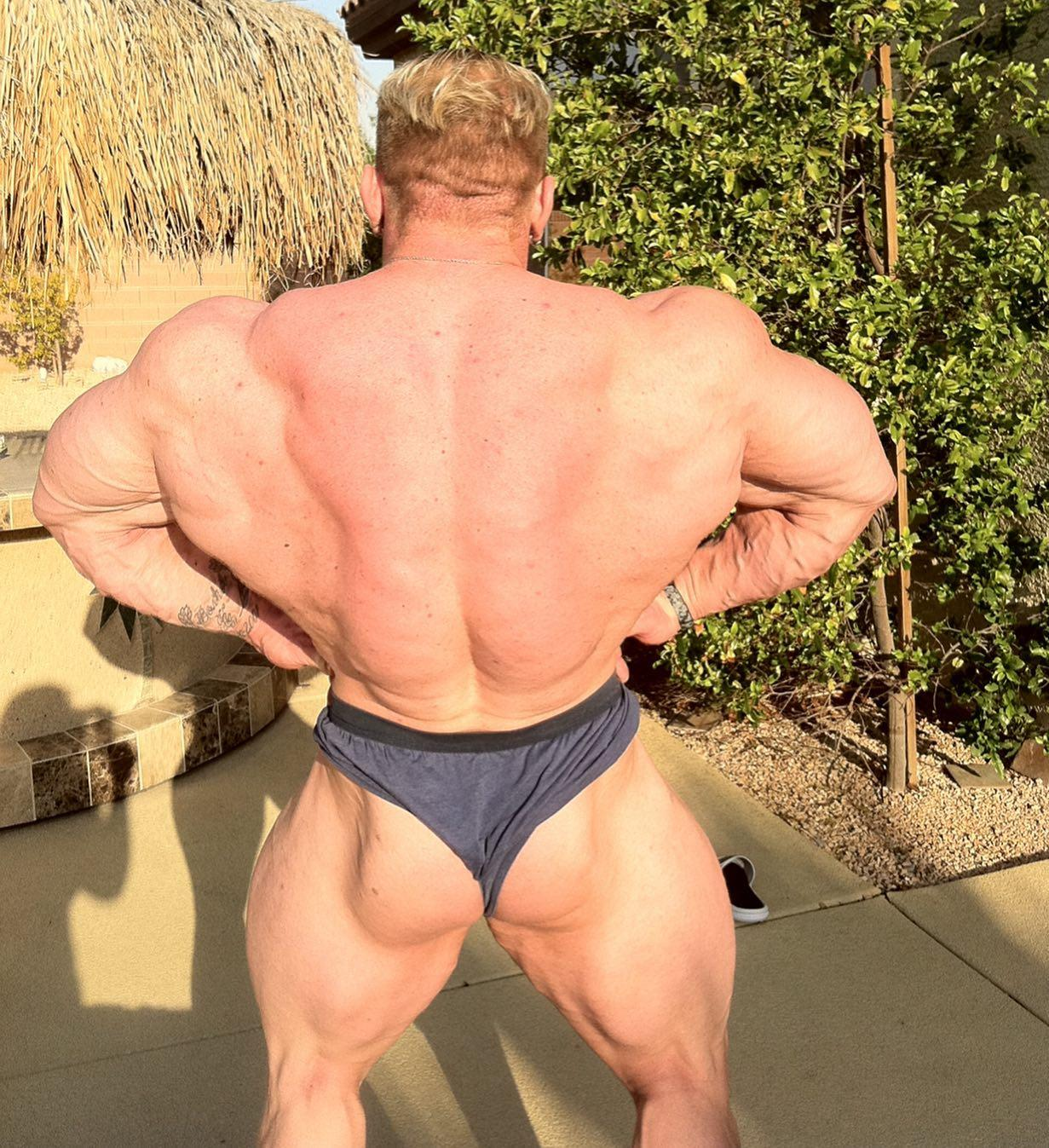 Dennis Wolf Updates and Pics