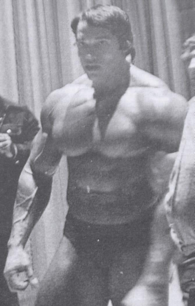 Arnold Schwarzenegger Updates Official Thread